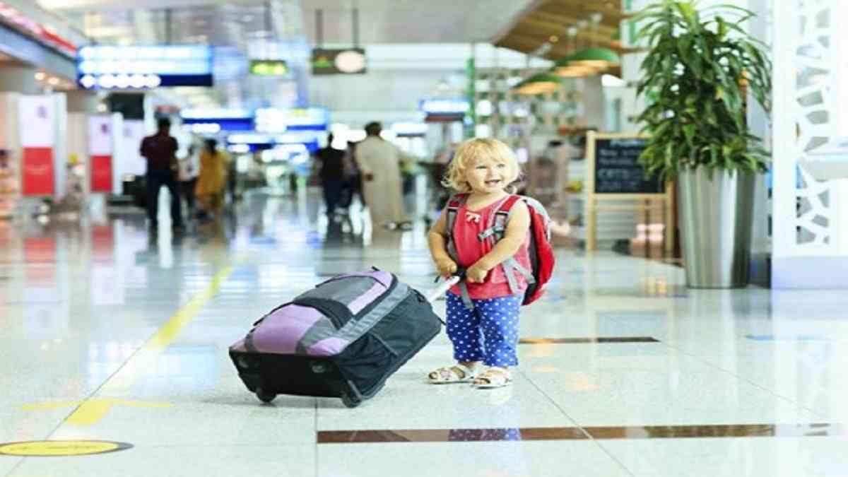 Persiapan Traveling dengan Balita